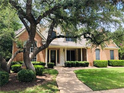 Georgetown Single Family Home For Sale: 510 Sarazen Loop