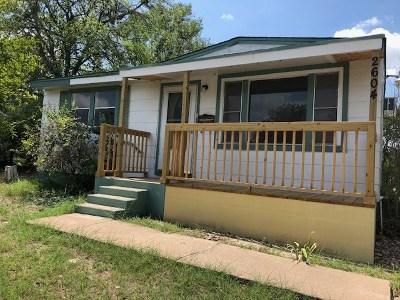 Killeen Multi Family Home For Sale: 2604 Terrace Dr