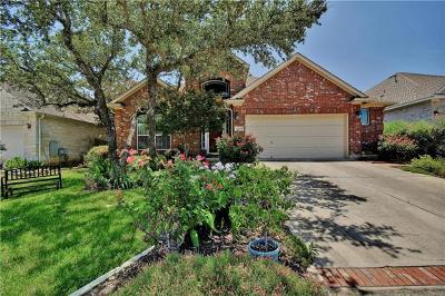 Round Rock Single Family Home For Sale: 3328 Ranch Park Trl