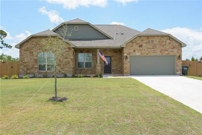 Bastrop County Single Family Home For Sale: 253 River Forest