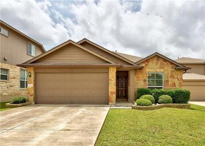 Austin Single Family Home For Sale: 2607 Kerri Strug Cv