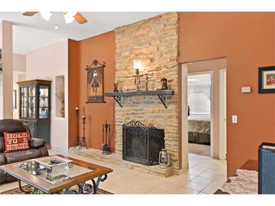 Pflugerville Single Family Home Pending - Taking Backups: 21416 Grand National Ave