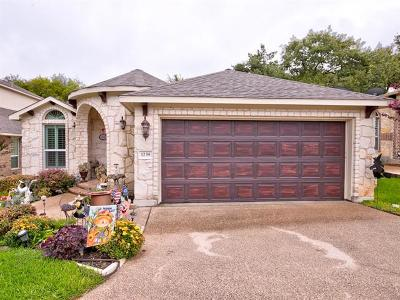 Round Rock Single Family Home For Sale: 1239 Red Bud Ln