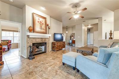 Round Rock Single Family Home Pending - Taking Backups: 409 Oak Park Dr