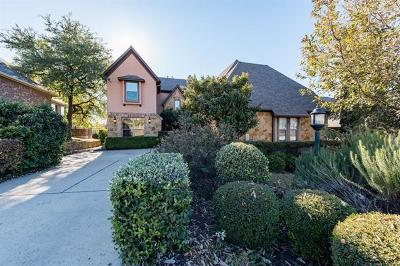 Travis County Single Family Home For Sale: 107 Lombardia Dr