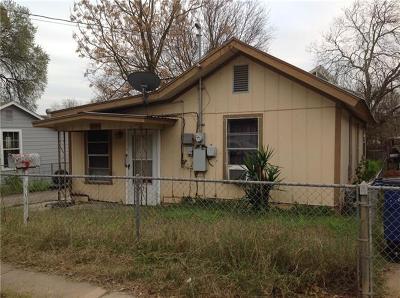 Single Family Home For Sale: 2303 Santa Maria St