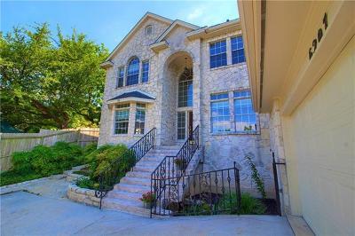 Travis County, Williamson County Single Family Home For Sale: 6207 Colina Ln