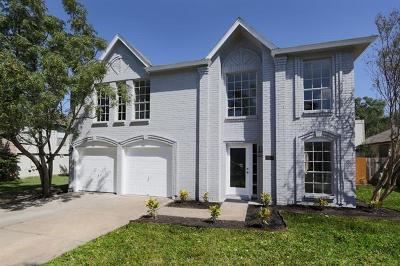 Single Family Home For Sale: 2800 Tierra Blanco Trl