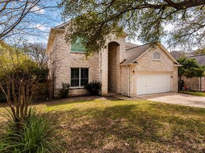 Round Rock Single Family Home Pending - Taking Backups: 3923 Lord Byron Cir