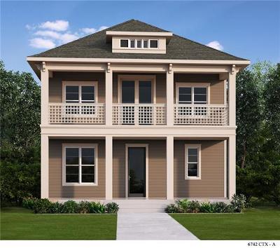 Austin Single Family Home Pending: 2406 McBee St