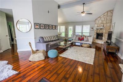Travis County Single Family Home Pending - Taking Backups: 2008 Surrender Ave