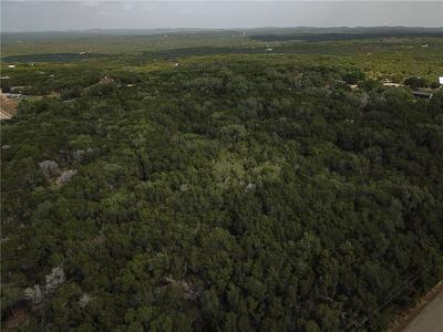 Wimberley TX Residential Lots & Land For Sale: $240,000