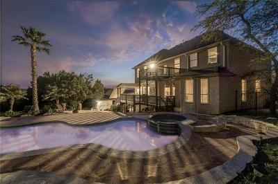 Austin Single Family Home For Sale: 8809 Mountbatten Cir