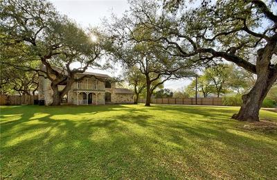 Hays County Single Family Home For Sale: 424 Canyon Wren Dr