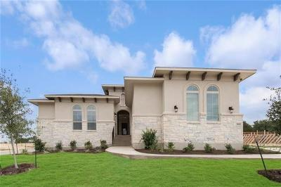Leander Single Family Home For Sale: 904 Almeria Bend