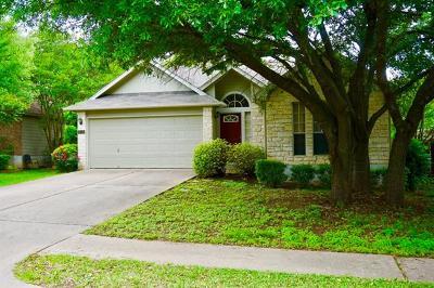 Cedar Park Single Family Home For Sale: 909 Dover Pass
