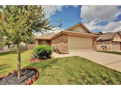 Leander Single Family Home For Sale: 112 Bufflehead Ln