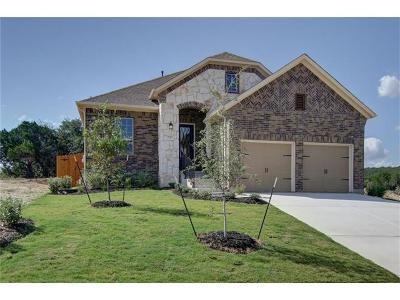 Lago Vista Single Family Home For Sale: 8000 Arbor Knoll Ct