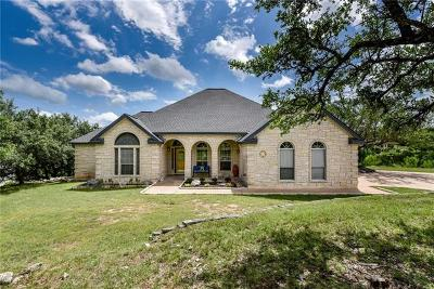 Dripping Springs Single Family Home For Sale: 1015 Sunset Canyon Dr