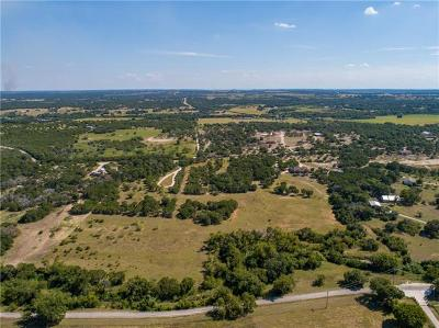 Bell County, Burnet County, Coryell County, Lampasas County, Llano County, Mills County, San Saba County, Williamson County, Hamilton County Residential Lots & Land For Sale: County Rd 327