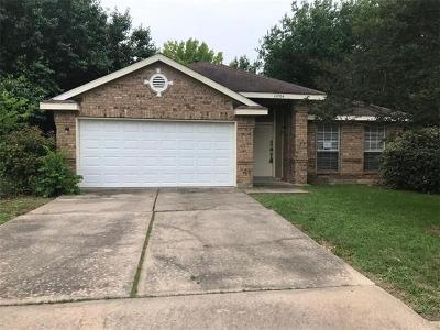 Austin Single Family Home For Sale: 11704 Rydalwater Ln