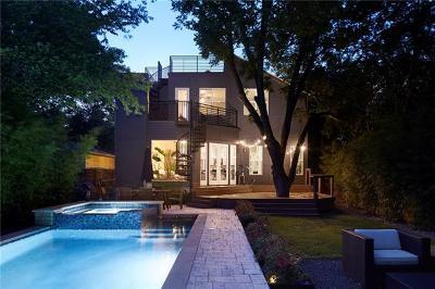 Austin TX Condo/Townhouse For Sale: $999,999