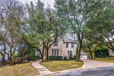Austin Single Family Home Pending - Taking Backups: 12505 Mulberry Creek Ct