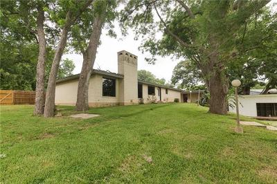 Menard County, Val Verde County, Real County, Bandera County, Gonzales County, Fayette County, Bastrop County, Travis County, Williamson County, Burnet County, Llano County, Mason County, Kerr County, Blanco County, Gillespie County Single Family Home For Sale: 677 County Road 90b