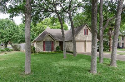 Austin Single Family Home For Sale: 742 Shade Tree Dr