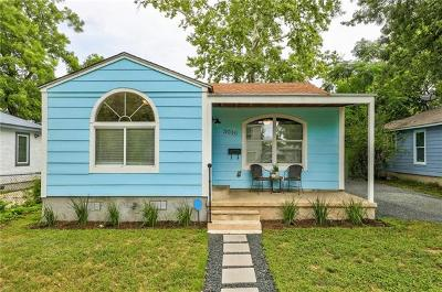 Austin Single Family Home Pending - Taking Backups: 3016 E 16th St