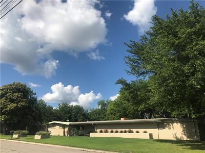Burnet Single Family Home For Sale: 901 N Main St