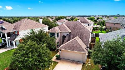 Leander Single Family Home For Sale: 215 Hummingbird Ln