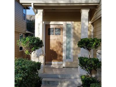 Austin TX Single Family Home For Sale: $268,900