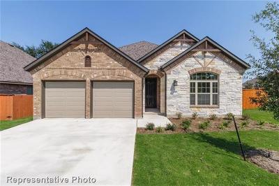 Oaks At San Gabriel, Oaks At San Gabriel 70s Single Family Home For Sale: 120 Buffalo View Ln
