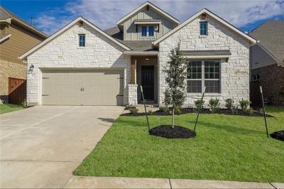 Liberty Hill Single Family Home For Sale: 309 Vista Portola
