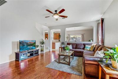Manor Single Family Home For Sale: 13840 Fallsprings Way