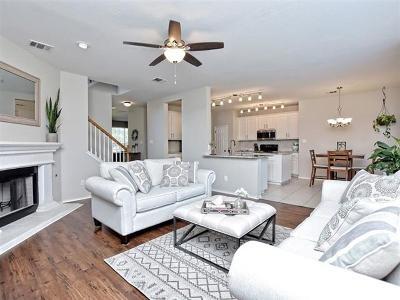 Pflugerville Single Family Home Pending - Taking Backups: 3512 Endless Shore Dr