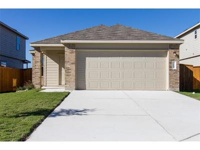 Single Family Home For Sale: 364 Circle Way