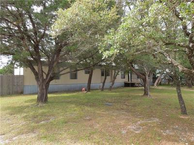 Temple Mobile/Manufactured For Sale: 4803 Jubilee Springs Rd