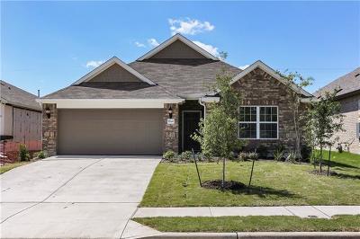 Pflugerville Single Family Home For Sale: 17240 Casanova Ave