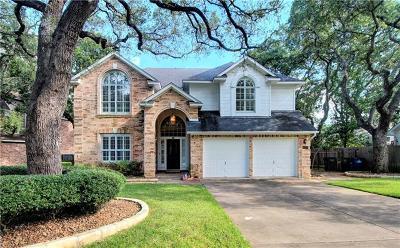 Austin Single Family Home For Sale: 6207 Dedham Ln