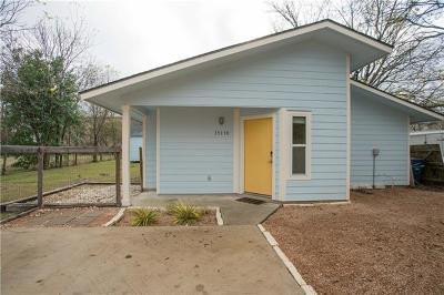 Travis County Single Family Home Pending - Taking Backups: 1513 Morgan Ln #B