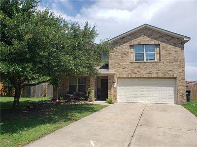 Kyle Single Family Home For Sale: 175 Meadowlark Ln