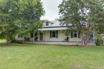 Elgin Single Family Home Pending - Taking Backups: 557 Upper Elgin River Rd