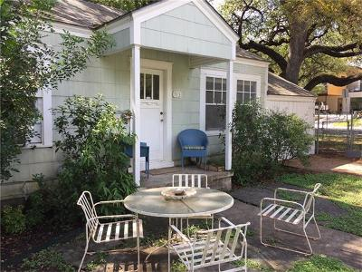Austin TX Single Family Home Pending - Taking Backups: $419,000