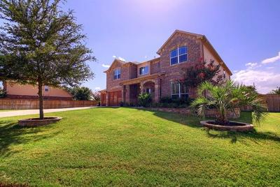 Pflugerville Single Family Home For Sale: 19020 Marble Glen Ln