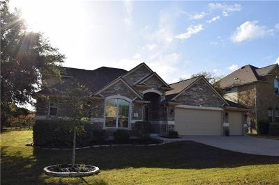 Spicewood Single Family Home For Sale: 5413 Cypress Ranch Blvd