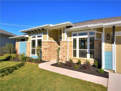 Leander Single Family Home For Sale: 1760 Rowdy Loop
