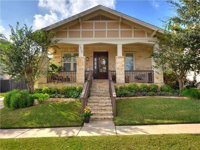 Cedar Park Single Family Home For Sale: 2719 Grand Oaks Loop