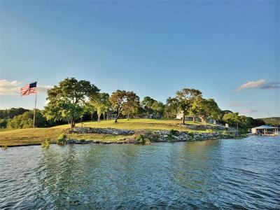 Lake Travis 02, Lake Travis 03, Lake Travis 05, Lake Travis 06, Lake Travis 06 Rep Of Lt 09, Lake Travis 09, Lake Travis 01, Lake Travis 04, Lake Travis 07, Lake Travis Subd. #5, Lot #16a Single Family Home For Sale: 7306 Reed Dr